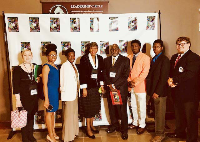 ECSU Competes at National Honors Programs Conference