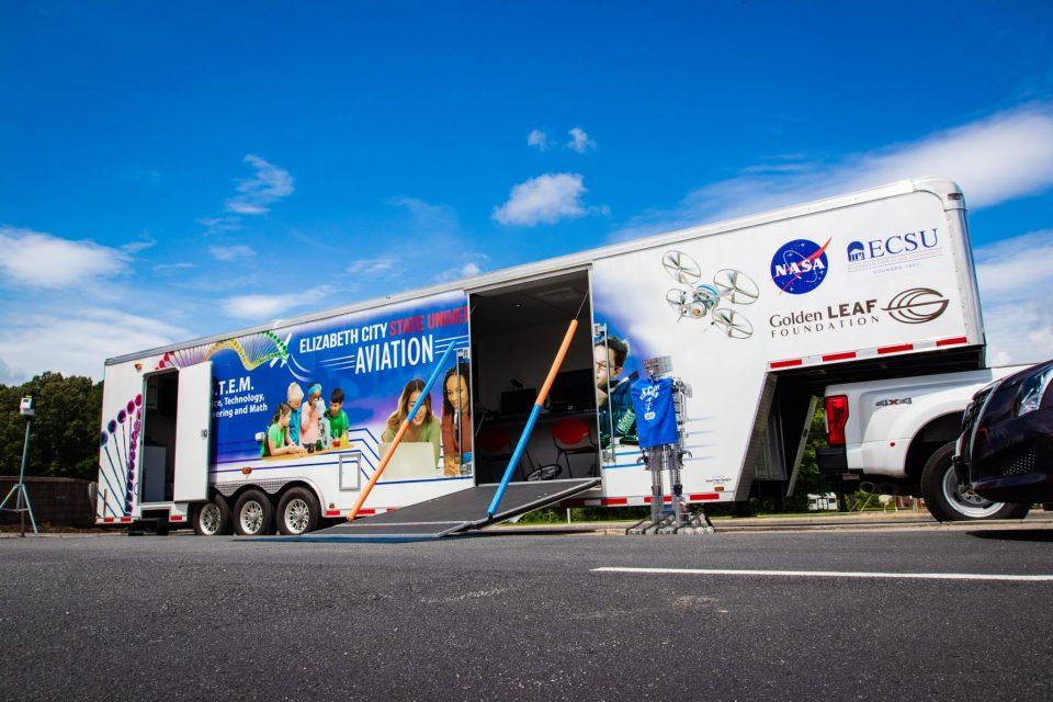 ECSU Receives $320,000 NASA STEM Grant