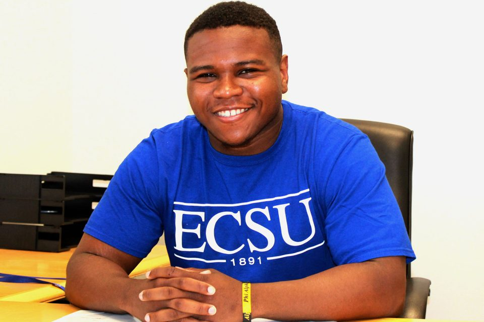 SGA President Wants Every Viking to Be a Campus Leader