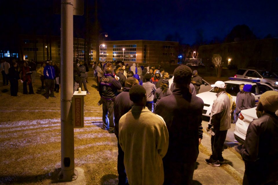 ECSU Students are Ready to 'Take Back the Night' Thursday