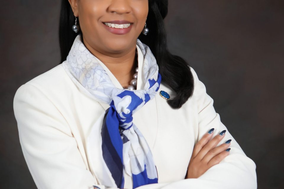 ECSU Chancellor Karrie Dixon Receives Old North State Award