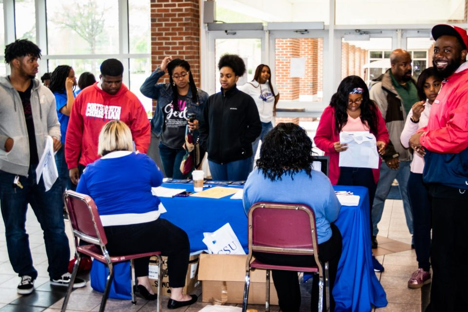 Fall 2019 ECSU Enrollment Numbers are Looking Up