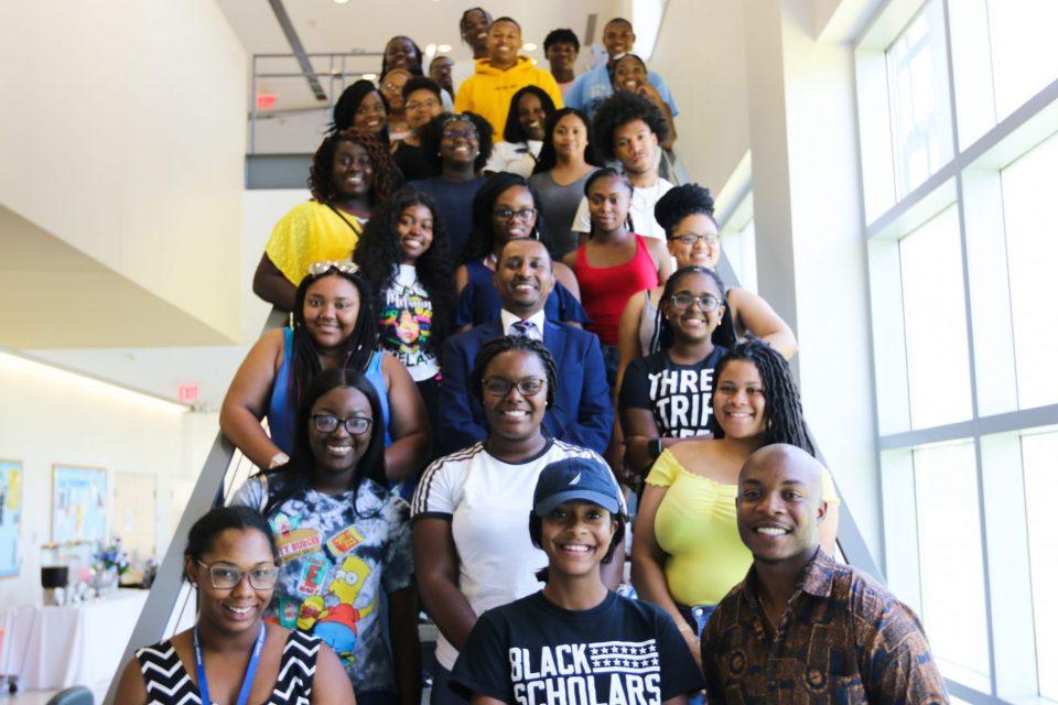 Summer Bridge Program Preps Freshmen for Future at ECSU