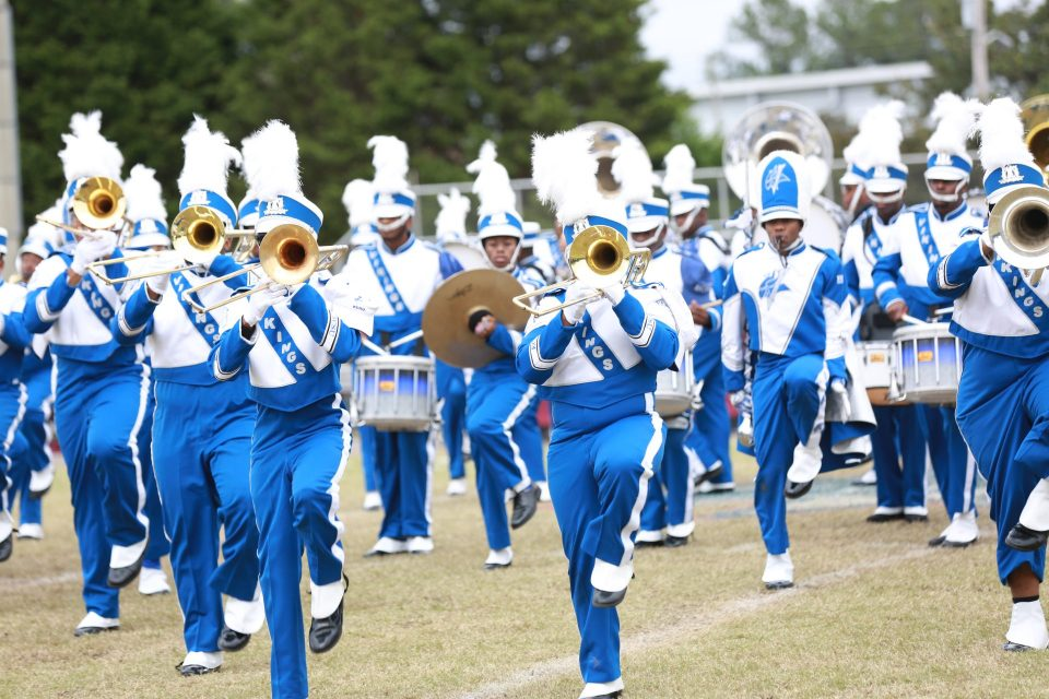 ESPN/The Undefeated Ranks ECSU Sound of Class No. 1 Division II HBCU Band