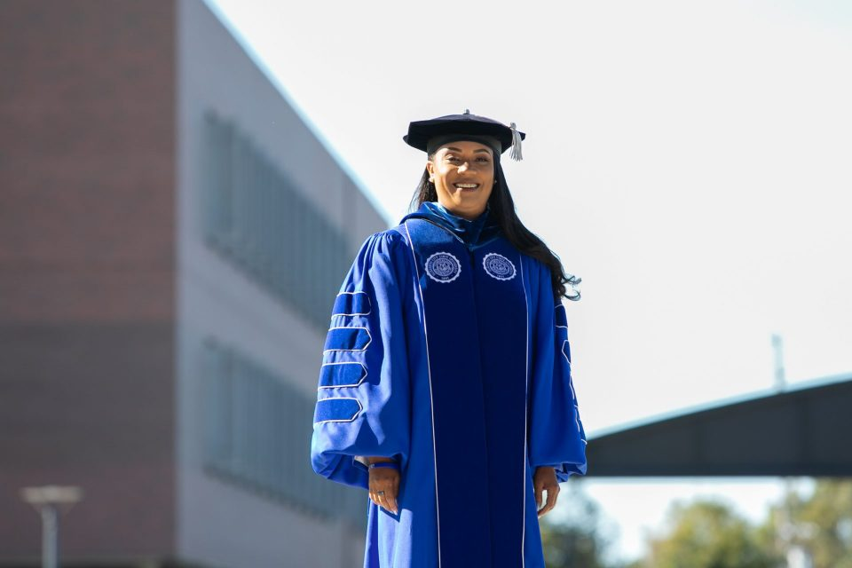 Dr. Karrie G. Dixon is Officially Installed as ECSU Chancellor During Friday, Oct. 11 Ceremony